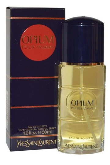 YSL YvesSaintLaurent Opium for Men EdT 50 ml