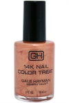 Gale Hayman -  Gale Hayman - Nail Polish 14k Gold