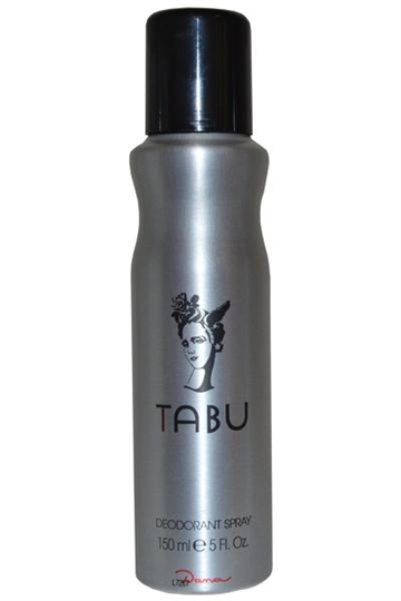 Dana Tabu Deodorant Spray 150ml