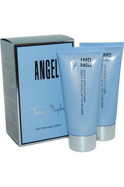thierry mugler angel perfuming body lotion shower. Black Bedroom Furniture Sets. Home Design Ideas