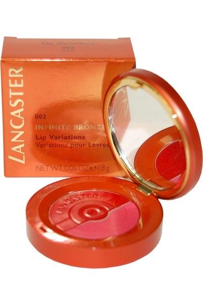 lancaster infinite bronze lip variations 1 8 g red 002. Black Bedroom Furniture Sets. Home Design Ideas