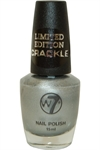 W7 - Limited Edition Crackle - Nail Polish 15 ml Silver