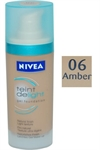 Nivea - Teinte de light - Gel Foundation 30 ml Amber 06