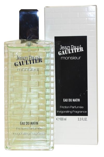 Jean Paul Gaultier Monsieur Eau du Matin Invigorating Fragrance 100ml