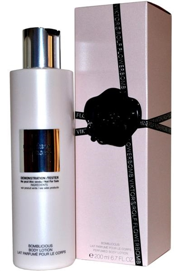 Viktor and Rolf FlowerBomb Body Lotion 200ml