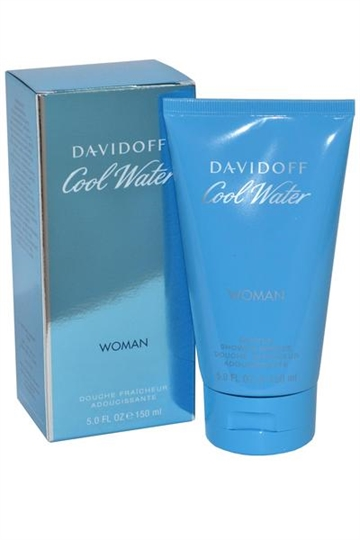 Davidoff Cool Water Woman Gentle Shower Breeze 150ml