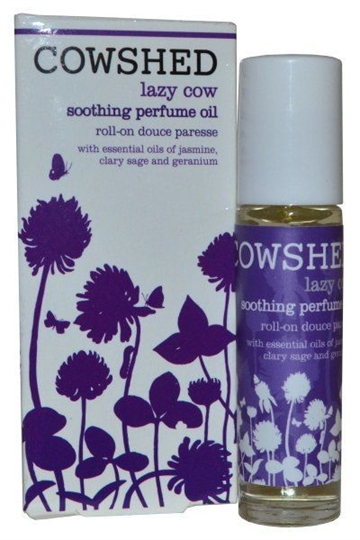 Cowshed Lazy Cow Soothing Perfume Oil 10ml Roll On0