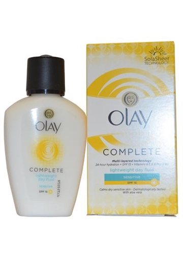 Olay Olay Complete Care Lightweight Day Lotion 100ml Sensitive SPF15