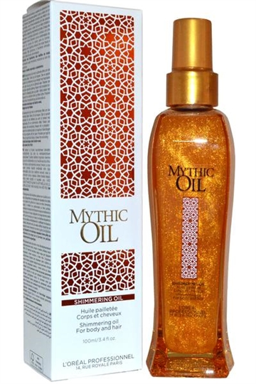 L Oreal Mythic Oil Shimmering Oil 100ml for Body and Hair