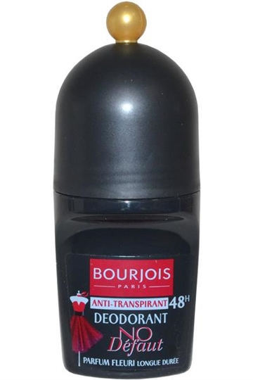 Bourjois Paris Deodorant Roll On 48h Anti Perspirant 50ml Parfum Fleur