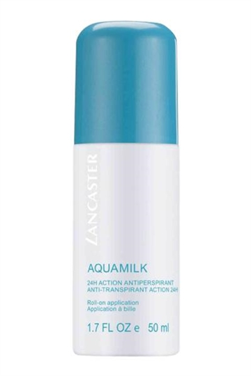 Lancaster Aquamilk 24h Action Antiperspirant Roll On 50ml