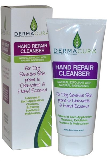 Dermacura Dermacura Hand Repair Cleanser Soothes Moisturise 100ml for Dry Sensitive Skin