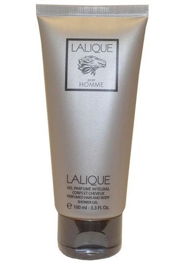 Lalique Lion pour Homme Hair and Body Shower Gel Perfumed 100ml