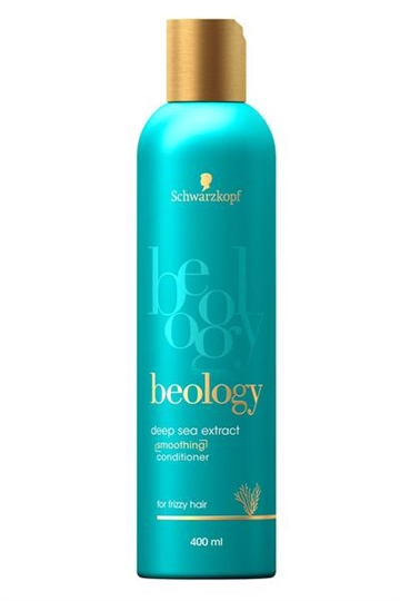 Schwarzkopf Beology Smoothing Conditioner Deep Sea Extract 400ml for Frizzy Hair
