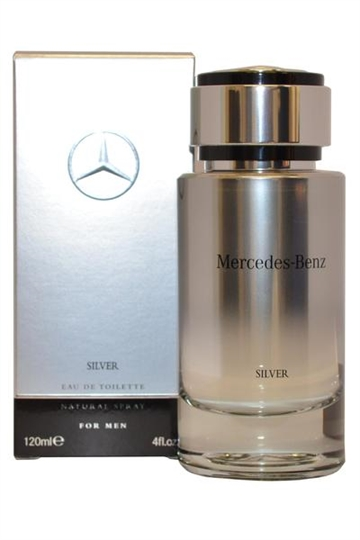 Mercedes Benz Silver for Men by Mercedes Benz EdT 120ml