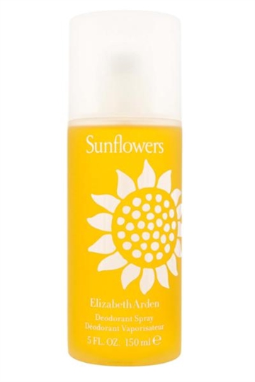Elizabeth Arden Sunflowers Deodorant Spray 150ml