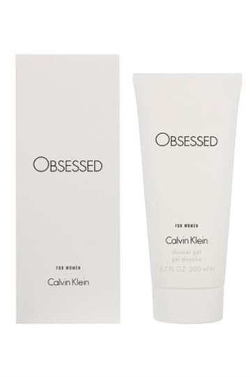 Calvin Klein Obsessed for Women Shower Gel 200ml