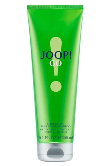 Joop Joop Go Homme Stimulating Hair and Body Shampoo 300ml