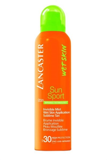 Lancaster Lancaster Sun Sun Sport Invisible Mist Spray 200ml SPF30 High Protection Wet SKin