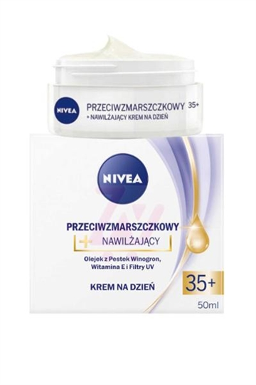 Nivea Anti Wrinkle Moisture 35+ by Nivea Day Cream 50ml