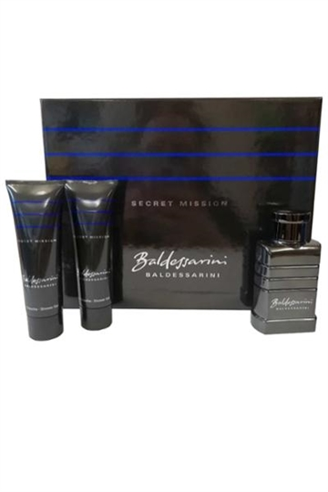 Baldessarini Secret Mission Baldessarini EdT 50ml Shower Gel 50ml, Shower Gel 50ml