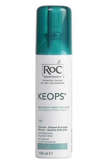 RoC Keops Deodorant Spray Fraicheur Fresh 100ml
